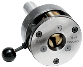 RSVP Tooling, Inc. - Axial Thread Rolling System - Axial Threading Seminar - Thread Rolling Application Guide Axial Head