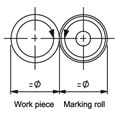 RSVP Tooling, Inc. - Zeus Knurling & Marking Tools - Zeus Marking Tools - Overview & Components No 40 Wheel Eng 1